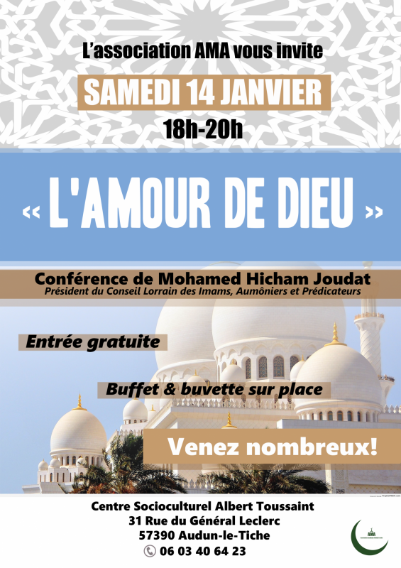 Affiche conference final