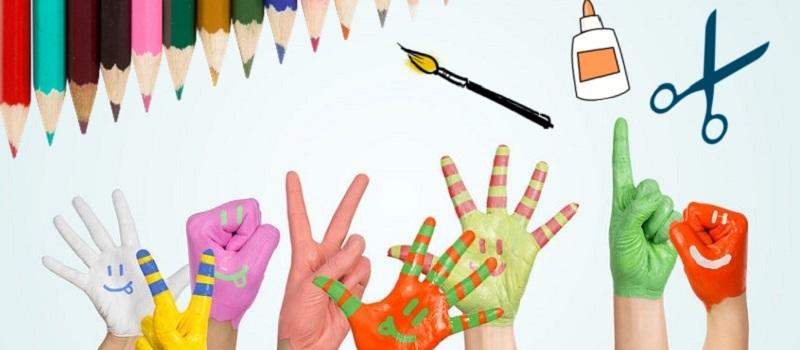 Bricolages des enfants